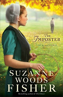 Heidi Reads... The Imposter by Suzanne Woods Fisher