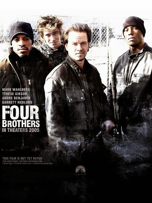 Four Brothers 4 ระห่ำดับแค้น [HD][พากย์ไทย]