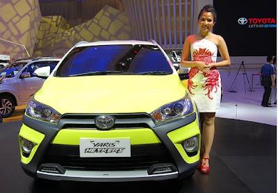Daftar Harga Mobil Toyota 2017