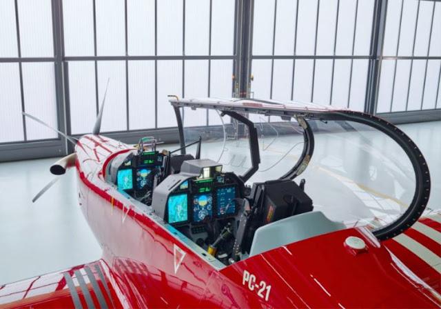 Pilatus PC-21 specs