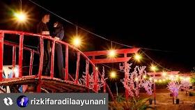 Jelajah Nusantara : Wisata terbaru kota metro yang instagrameble dan wajib di kunjungi