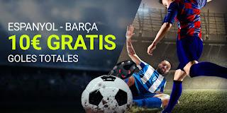 Luckia promocion Espanyol vs Barcelona 4 enero 2020