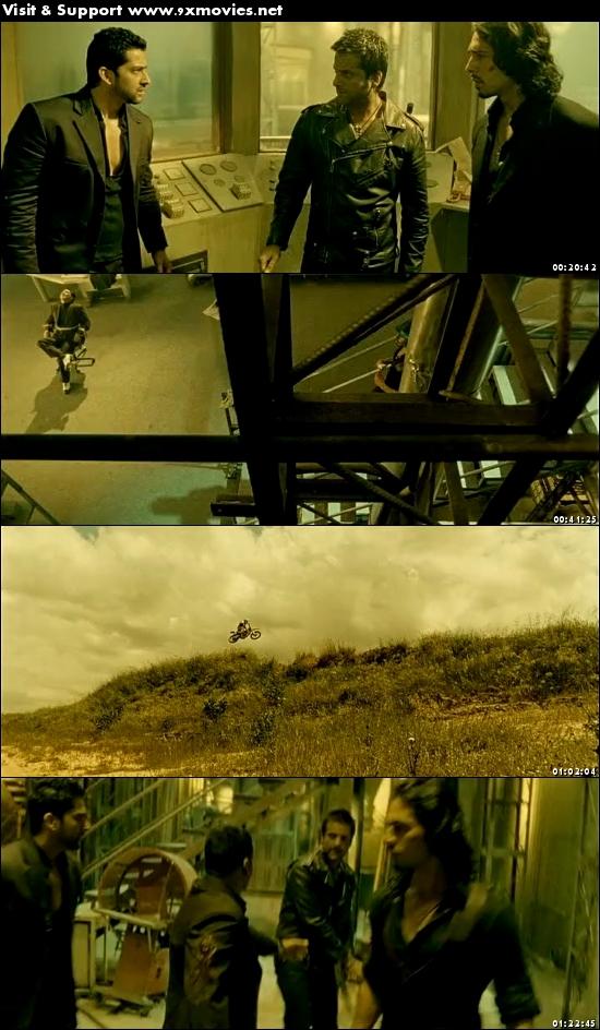 Acid Factory 2009 Hindi 480p DVDRip