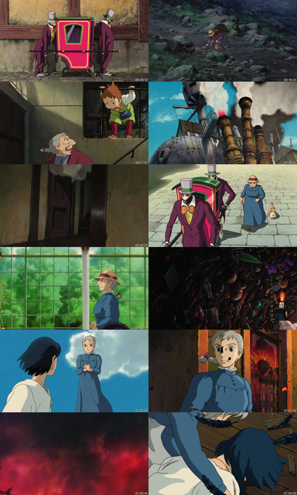 Howl's Moving Castle 2004 Dual Audio