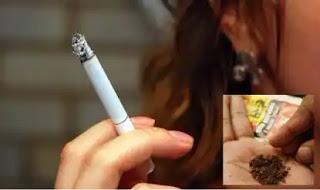 50 फीसद से अधिक स्कूली बच्चे कर रहे तंबाकू का सेवन