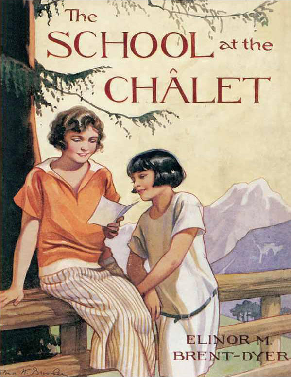 Collecting the Chalet School Books by Elinor M Brent
