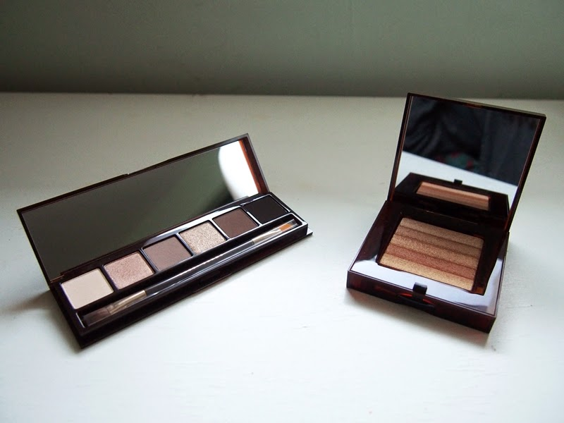 Bobbi Brown warm eyeshadow palette, shimmer brick