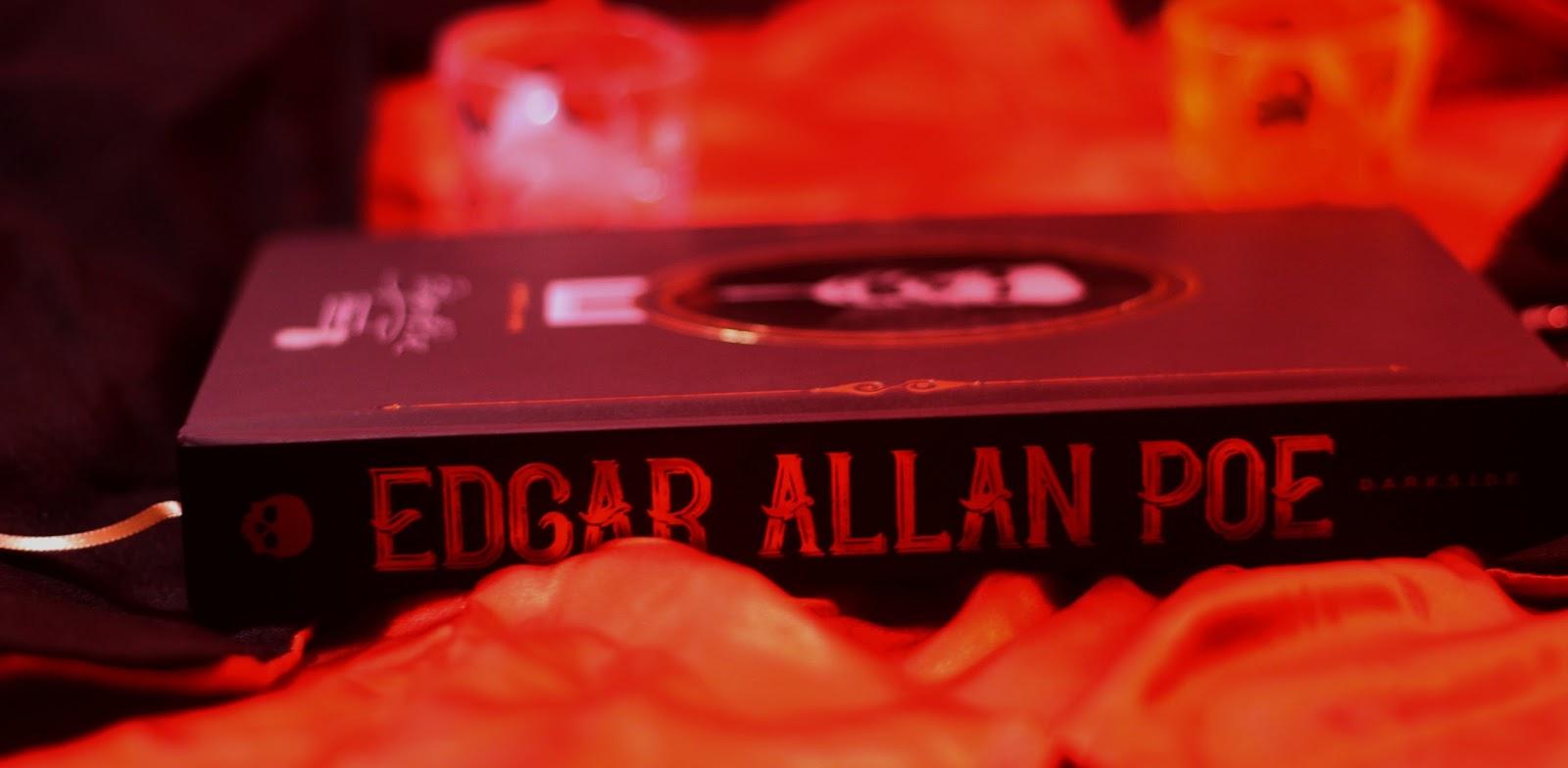 resenha Edgar Allan Poe; Medo Clássico darkside