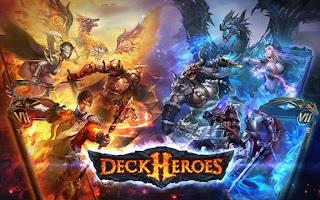 Deck Heroes: Legacy Mod Apk v10.8.0 Hack Unlimited Coins+Gems Terbaru