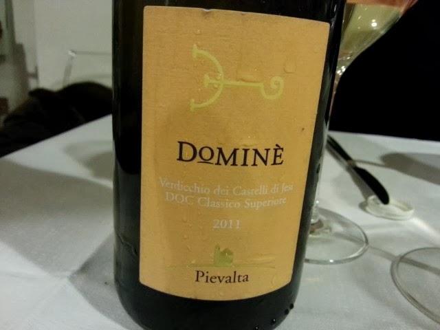 Verdicchio Dominé 2011 Pievalta