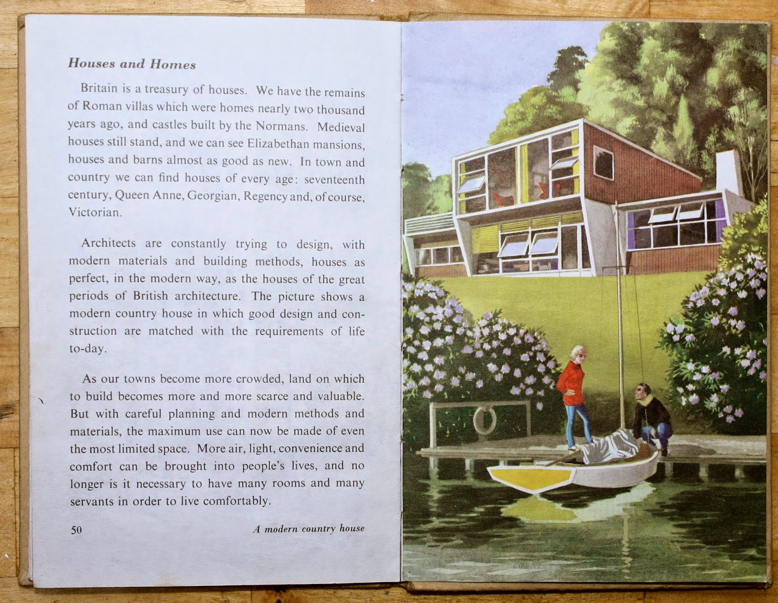 Ladybird Tuesday - The Story of Houses & Homes