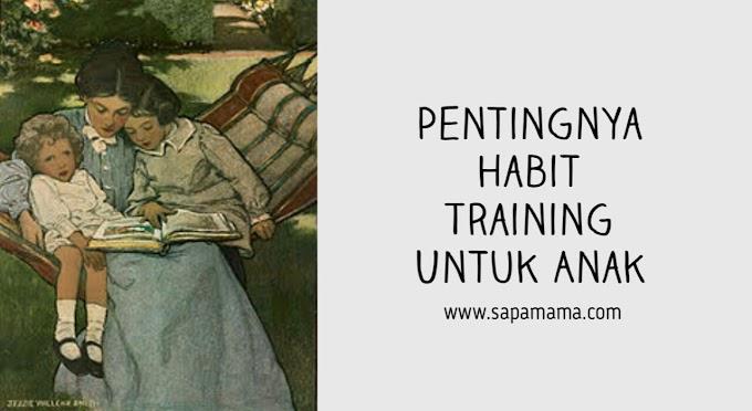 Pentingnya Habit Training Untuk Anak, Disiplin Diri Awal Kesuksesan