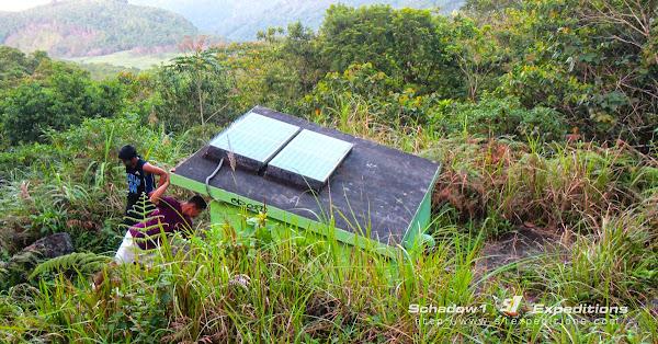 Solar Power on Hibok-Hibok Volcano - Schadow1 Expeditions