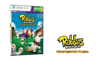 Rabbids Invasion Xbox360 free download full version