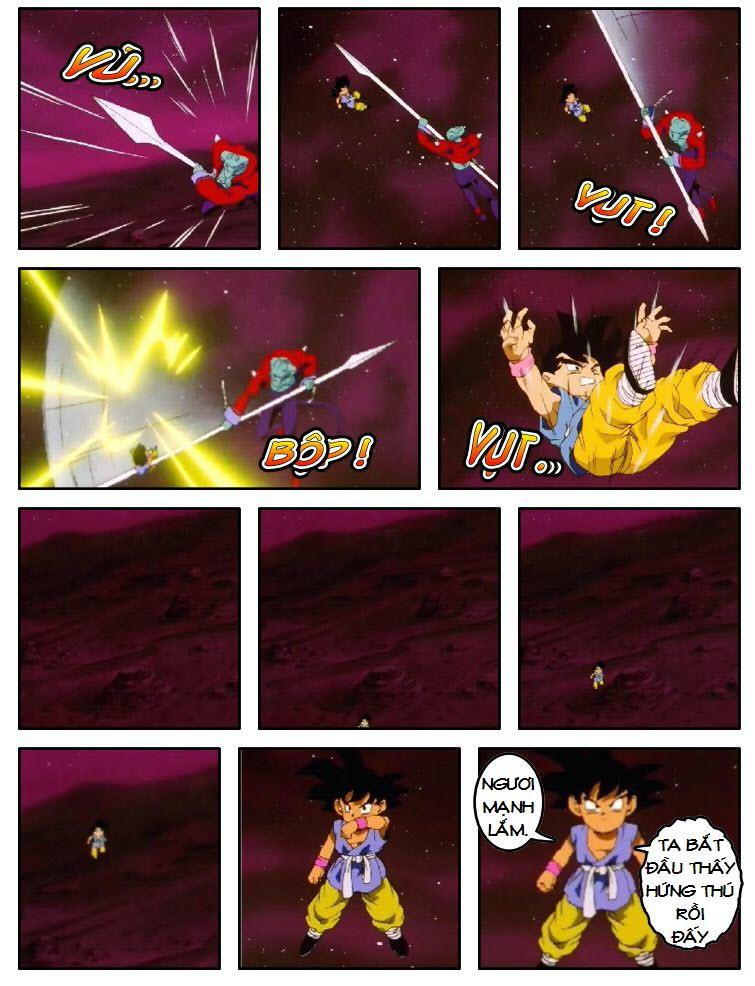 Dragon Ball GT chap 12 - Trang 19