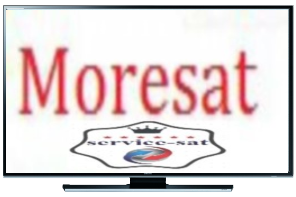 جديد المورسات - (MoreSat) - بتاريخ اليوم 08/01/2020