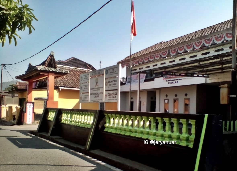 Kantor Desa Cisalak, Kab. Sumedang