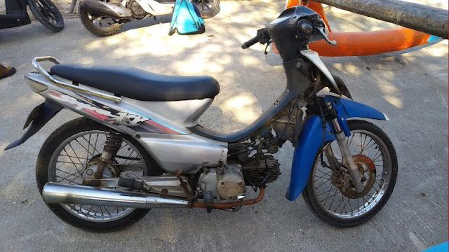Honda Supra XX kopling
