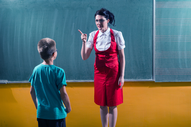 discipline in school and home essay This article discusses discipline and the conventional elementary school concept of discipline excerpt from supporting children in their home, school.