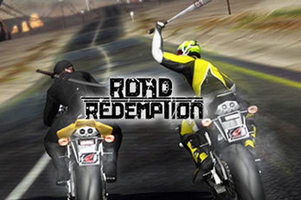 jogo que da emoção: Road Redemption