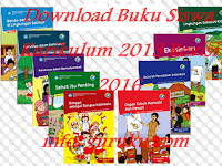 Download Buku Siswa Kurikulum 2013 Revisi 2016