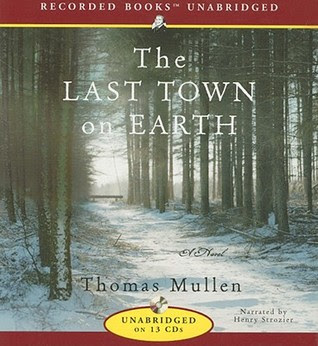 The Last Town on Earth cover