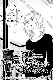 Read Tokyo Revengers Manga Chapter 221 English