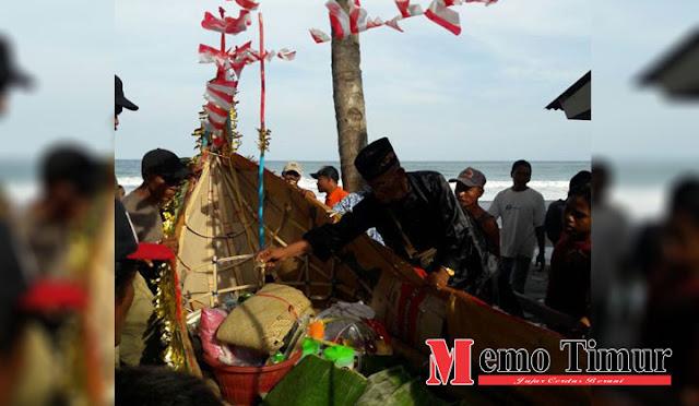 Tradisi Petik Laut di Tempursari