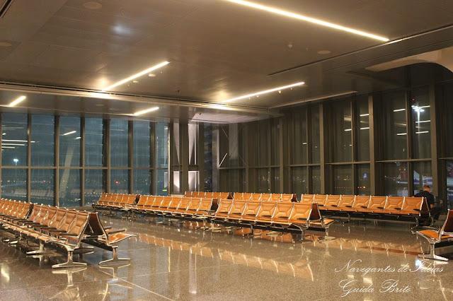 Aeroporto Internacional de Doha (Qatar) - Navegantes de Ideias