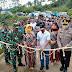 Forkompinda Launching Wahana Edu Wisata Bukit Hijau Viyata di Desa Tumbrep Batang