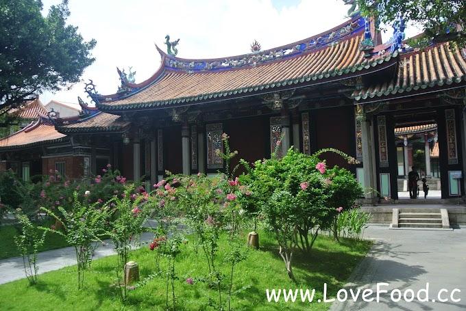 【台北大同】臺北市孔廟-市定古蹟 很多考生會來祈福好成績-Taipei Confucius Temple