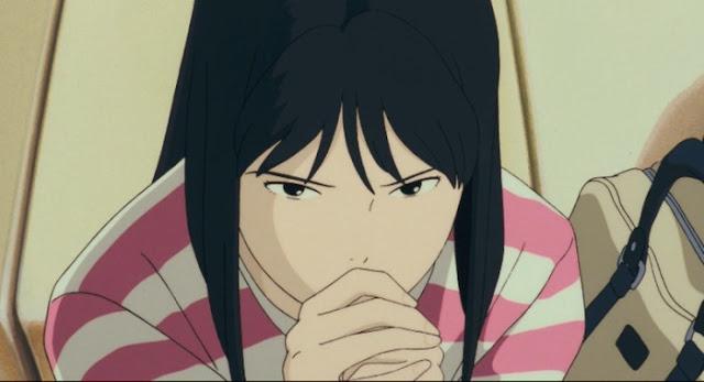 Umi Ga Kikoeru di Rekomendasi Anime Romance - Drama Terbaik