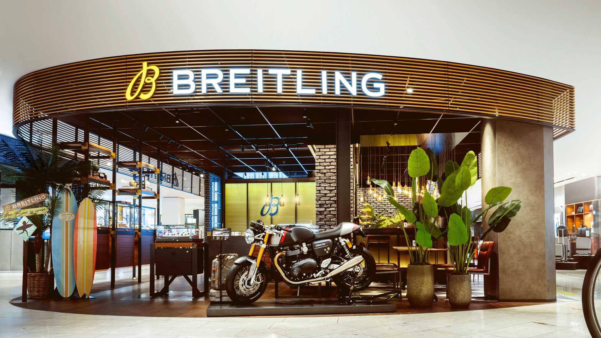 Triumph Motorcycles Breitling 2022,Triumph Motorcycles Breitling,Triumph Breitling, Breitling