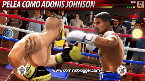 juego Real Boxing 2 CREED