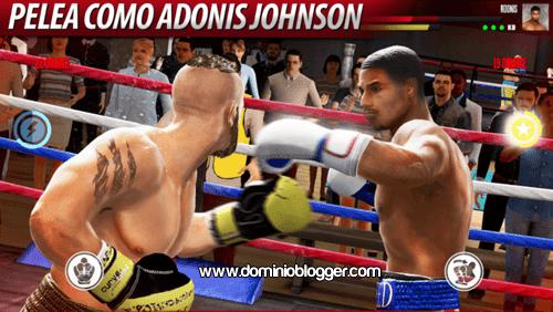 juego Real Boxing 2 CREED