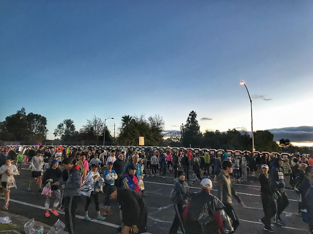CIM 2017 porta potties pic