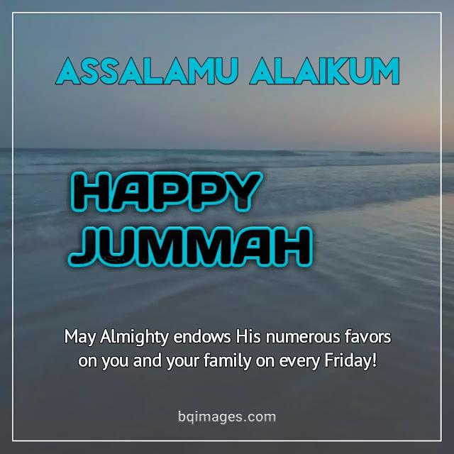 jumma mubarak images in english