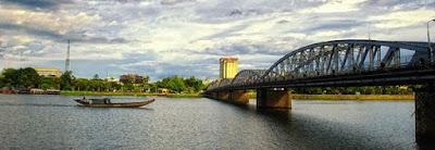 Sông hương tp huế