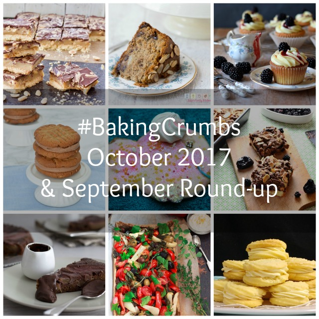September's #BakingCrumbs round up