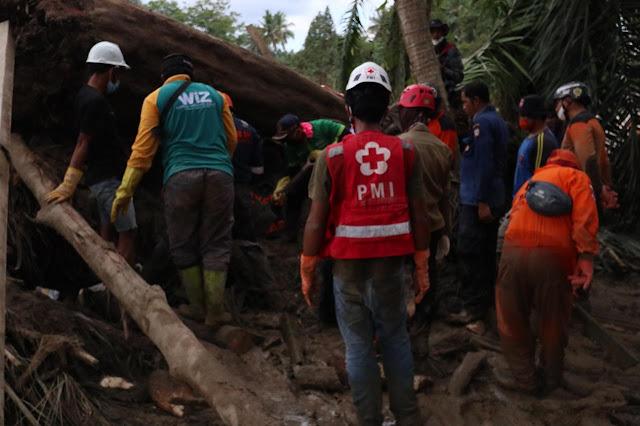 36 Meninggal dan 40 Orang Dilaporkan Hilang Akibat Banjir Bandang Luwu Utara