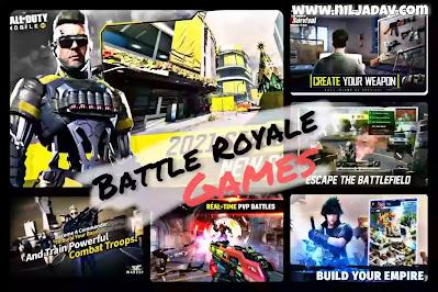 Battle royal games