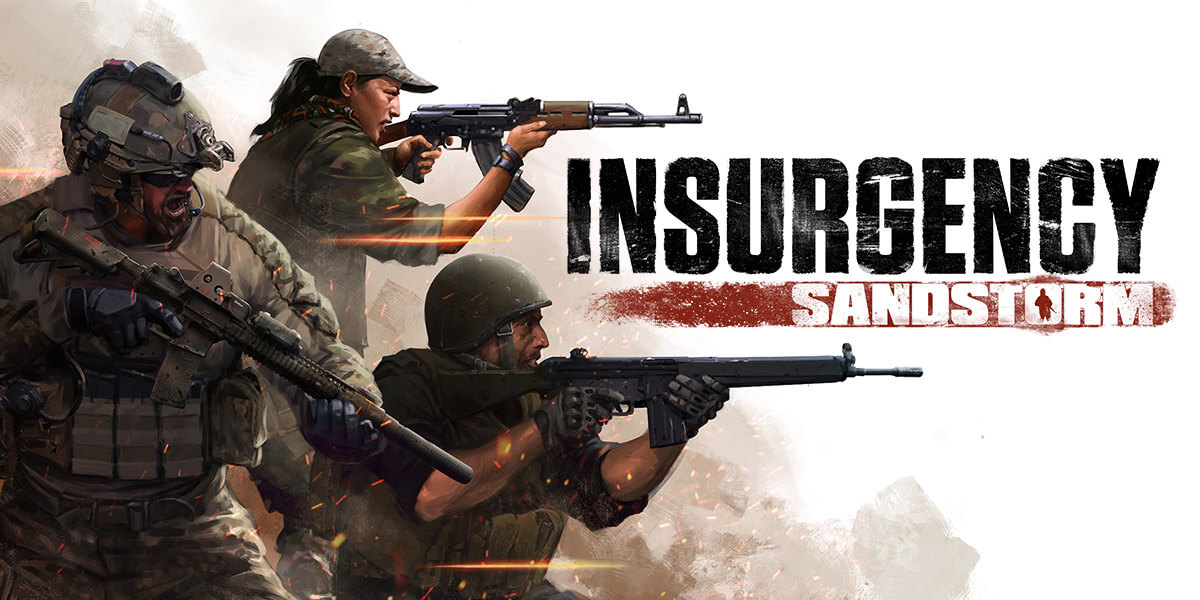 Insurgency: Sandstorm launches on PS4 and Xbox One on September 29th