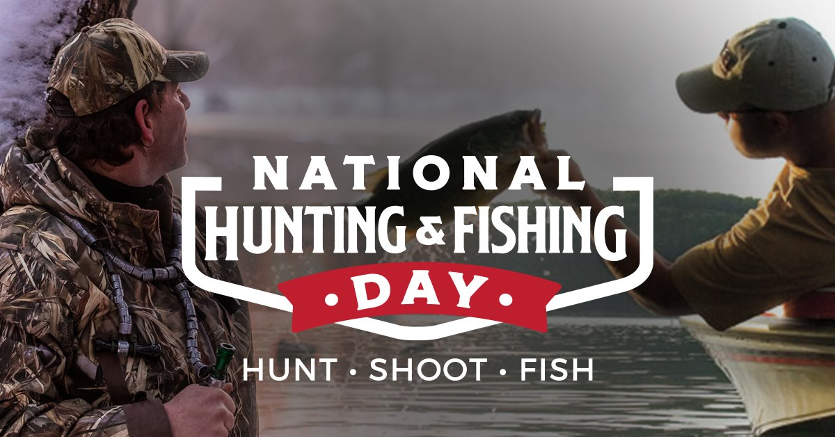 National Hunting and Fishing Day Wishes Awesome Images, Pictures, Photos, Wallpapers