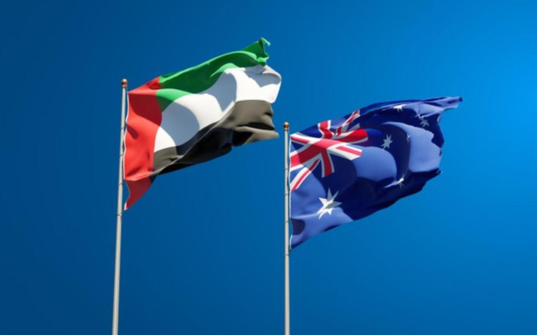 """بحث سبل التعاون بين """"غرفة أبوظبي"""" ومجموعة العمل الأسترالية"""