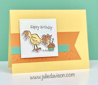 Stampin' Up! Hey Birthday Chick ~ January-June 2021 Mini Catalog ~ www.juliedavison.com #stampinup #heychick