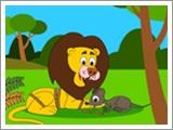 शेर और चूहे की कहानी