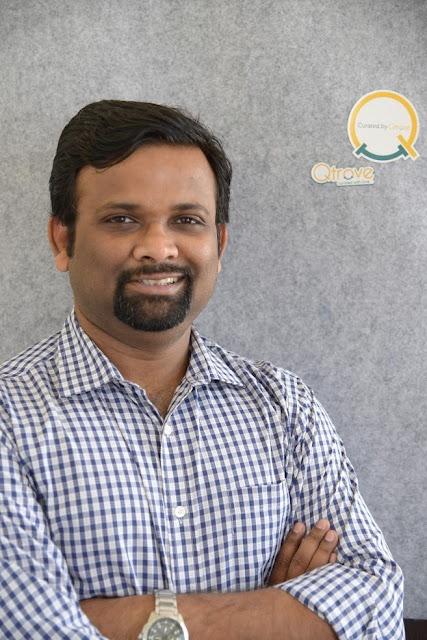 Vinamra Pandiya, CEO & Founder, Qtrove.com-min