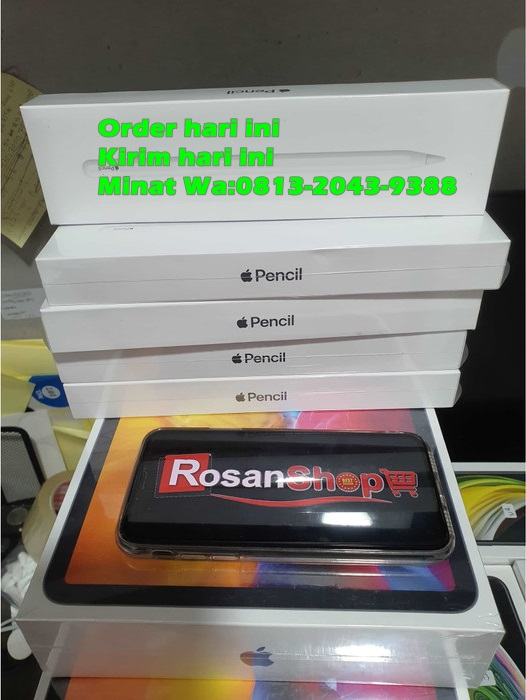 iPad Pro 2020 4th Gen - 11 Inch - 256GB BM MURAH