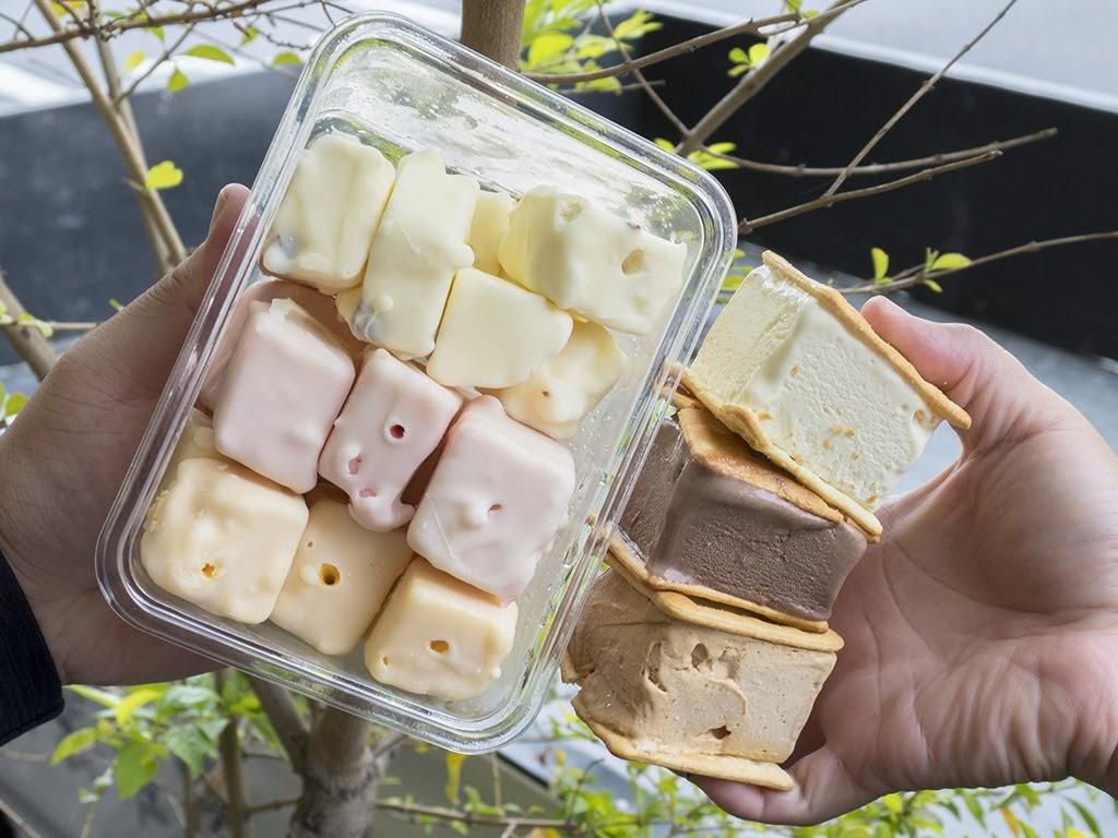 芳苑冰棒   臺南老字號冰店。遵循古法手工製作冰棒。傳承50年的好味道   臺南冰品   臺南美食