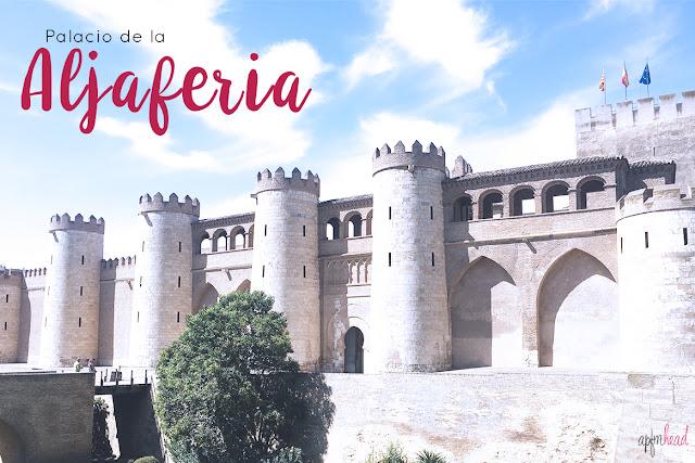 Paseo por: el palacio de la Aljafería